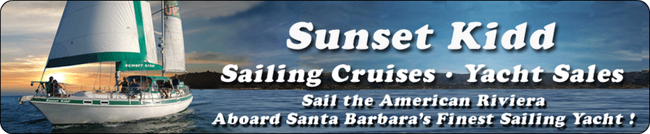 Sunset Kidd Sailing​ Cruises & Whale Watching